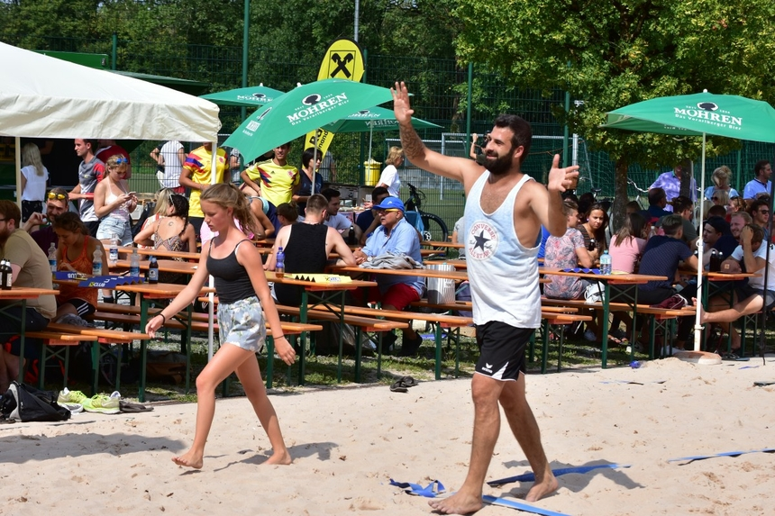 Burak Beachtennis Turnier 2018